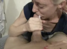 POV blowjob with cumshot