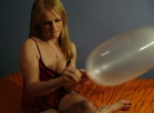 blowing up condoms